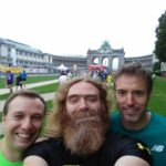 Bart, Jurgen en ik